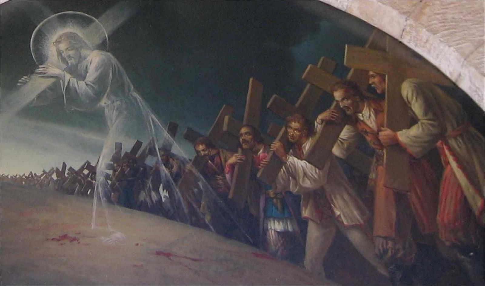 Las Últimas 7 Palabras de Jesucristo en la Cruz, para rezar el Viernes Santo