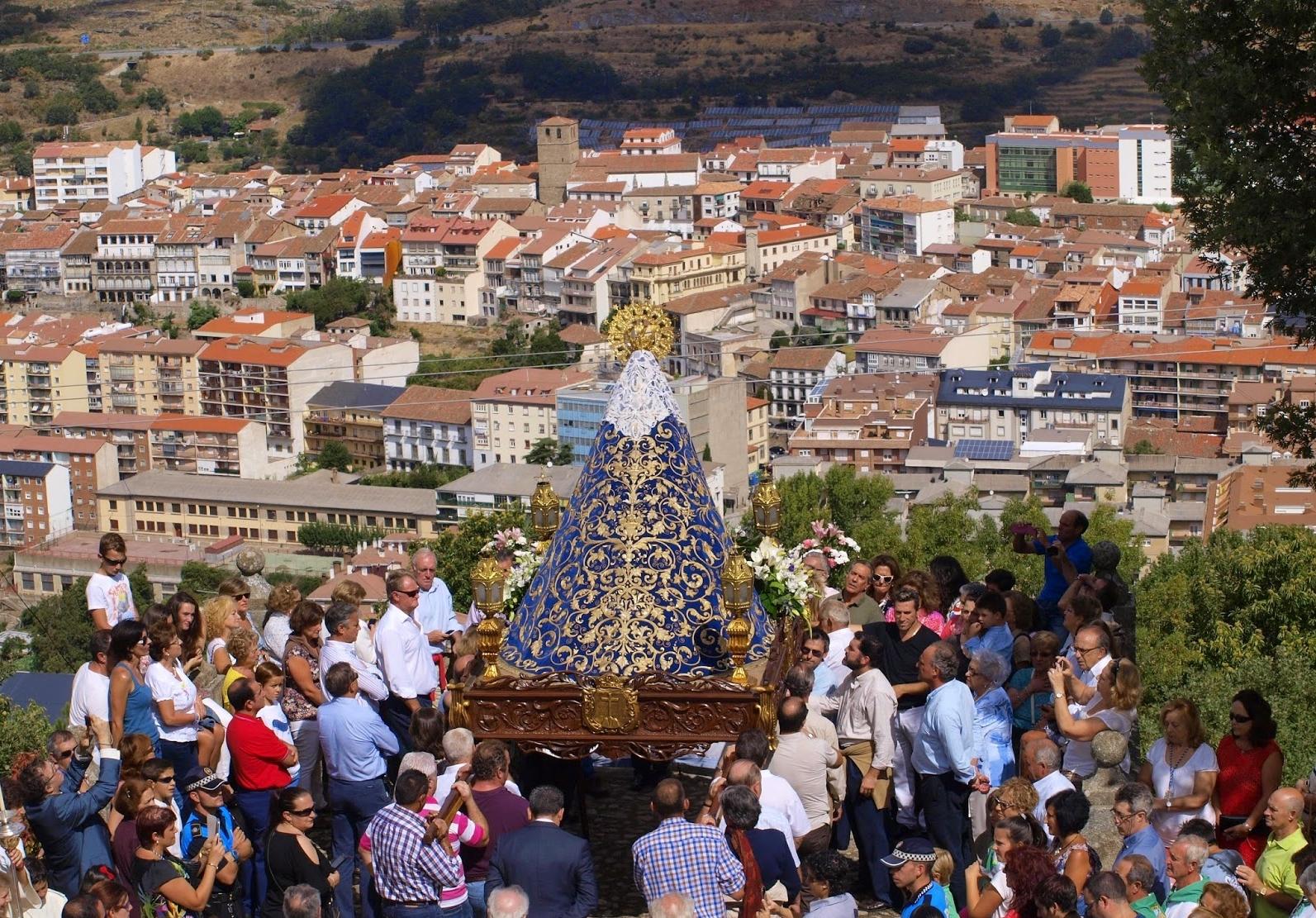 Nuestra Señora del Castañar de Béjar, vino a Terminar con la Peste, España (25 mar, 8 sep)