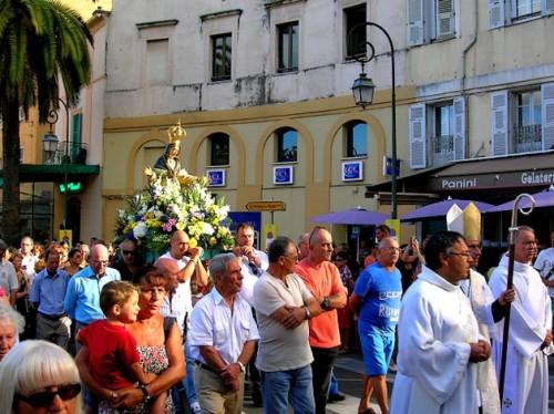 procesion de madunuccia