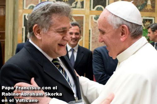 rabino skorka y papa francisco