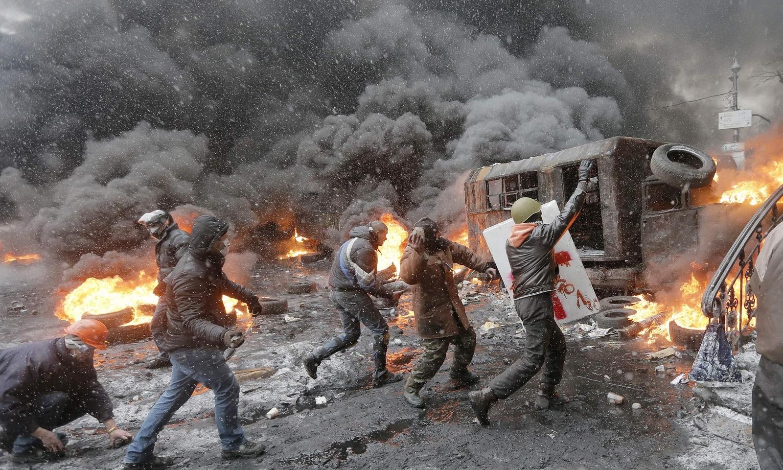 Profecías sobre una Gran Conflagración que Empezará en Europa