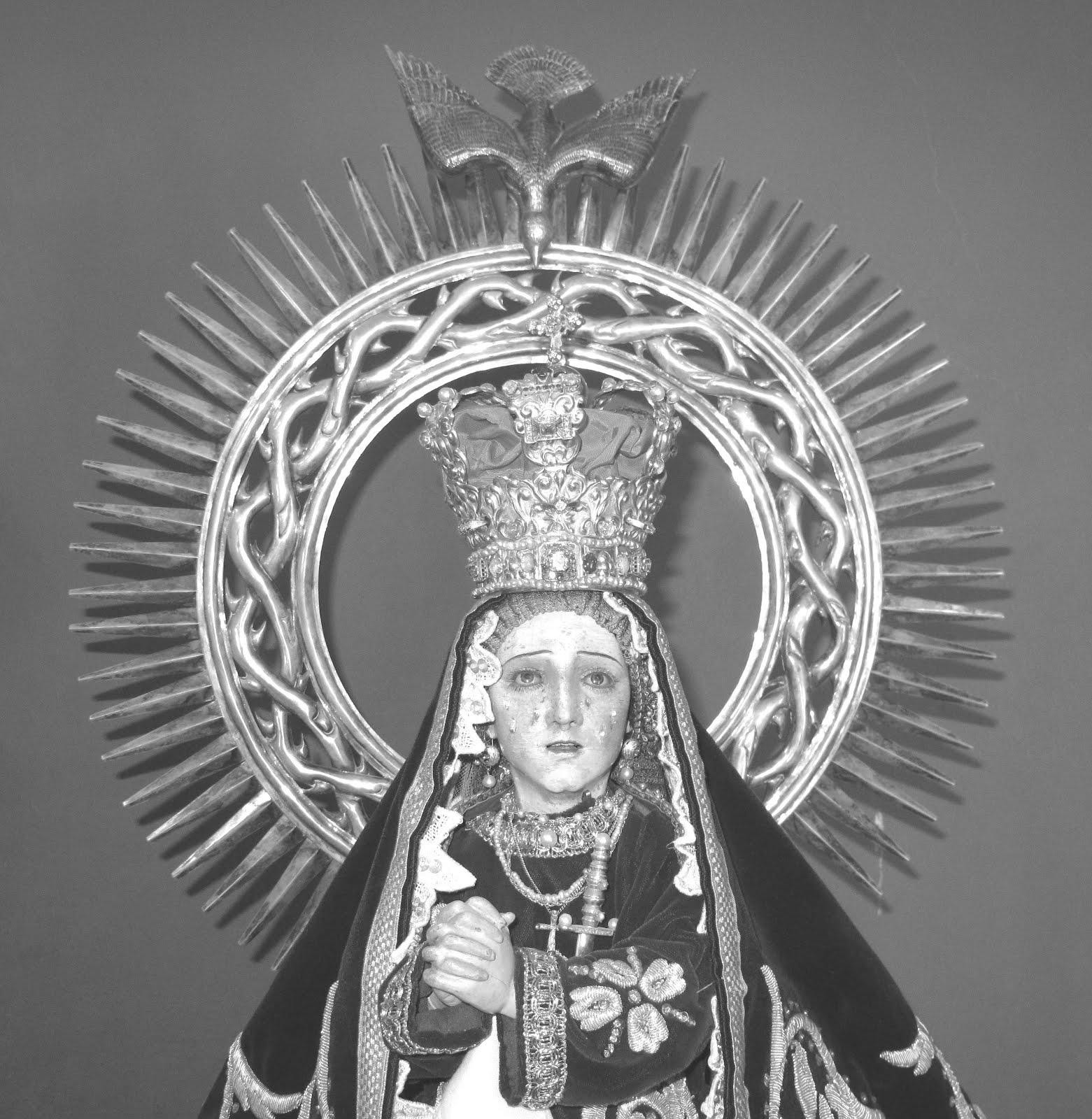 Virgen de los Dolores de Soriano, con Museo para Albergar los Milagros, México (14 mar)