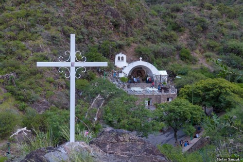Gruta Virgen del Valle Catamarca
