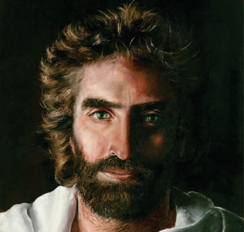Jesus por Akiane Kramarik