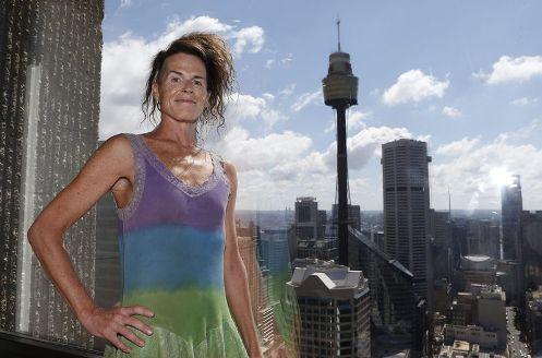 Norrie May Welby Australia sexo neutro