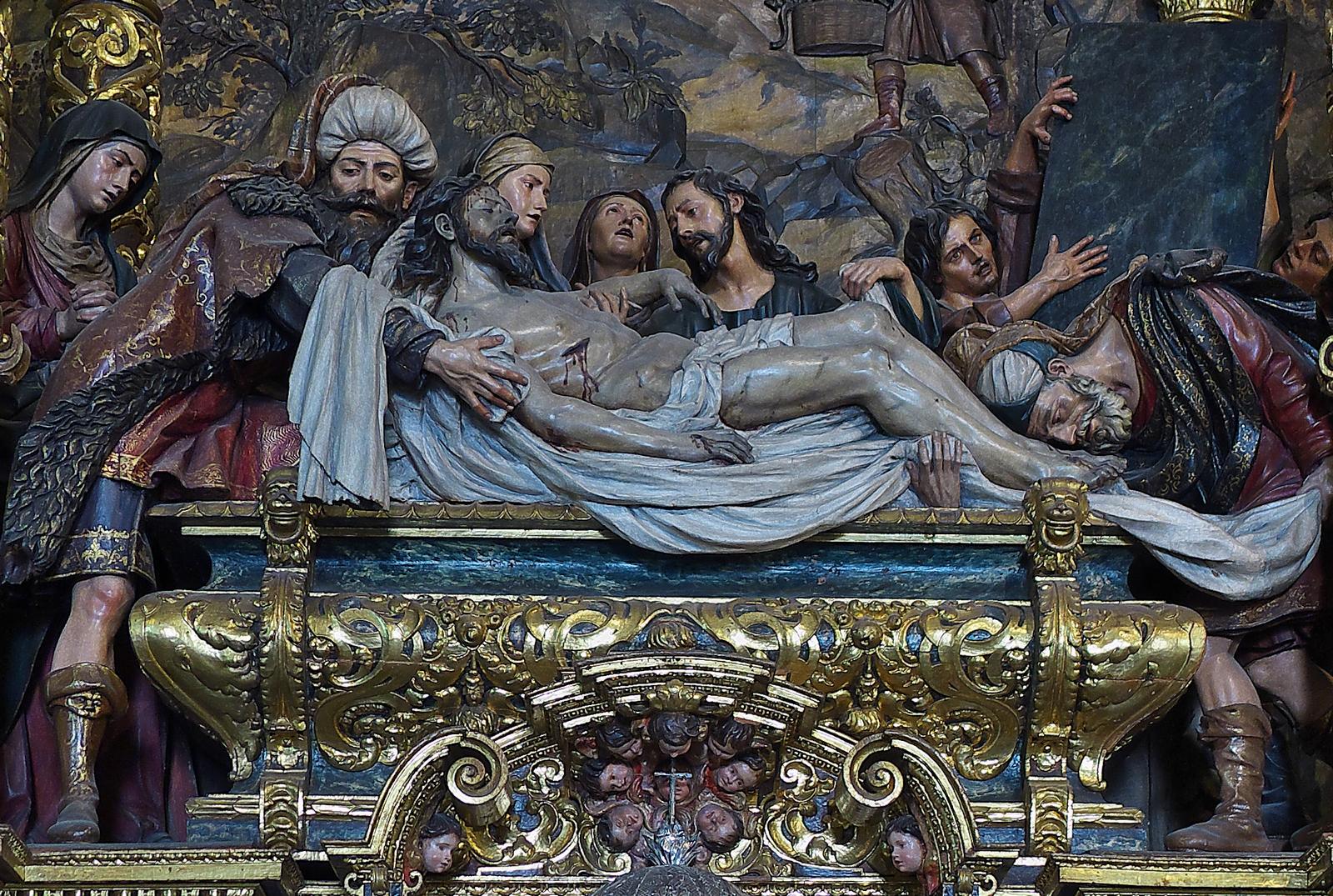 Cuáles son las Reliquias de la Pasión de Jesucristo y Donde están