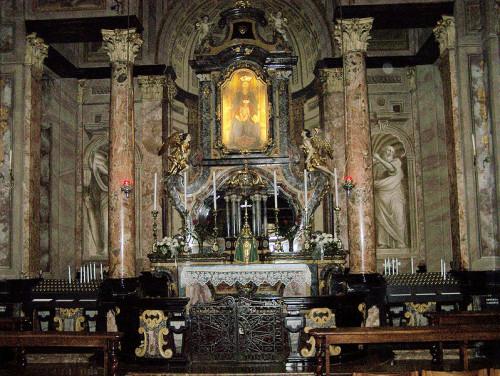 Santuario Corbetta interno