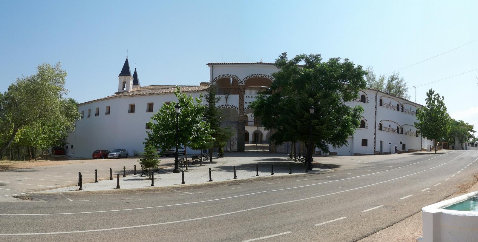 Nuestra Señora de Cortes de Albacete, histórica Aparición, España (8 sep, 1 may)