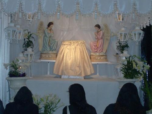 adoracion de jueves santo
