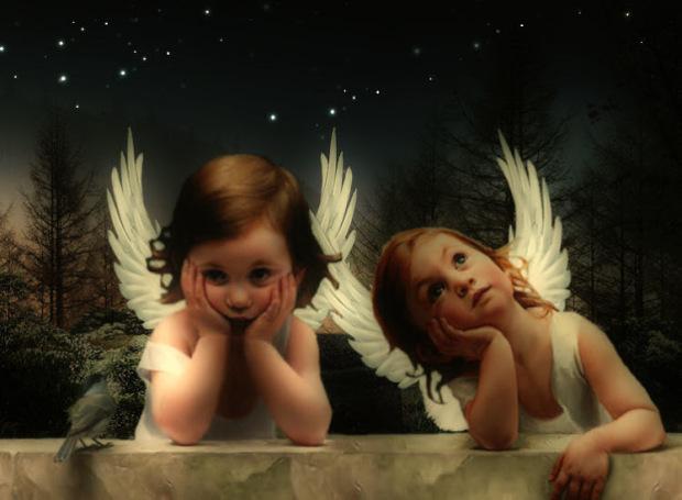 angeles distraidos