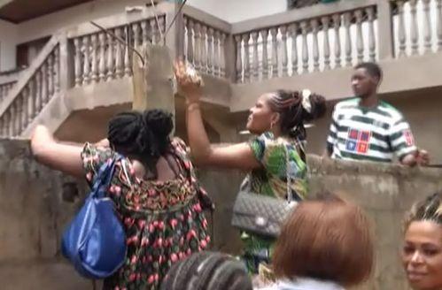 aparicion de jesus en camerun