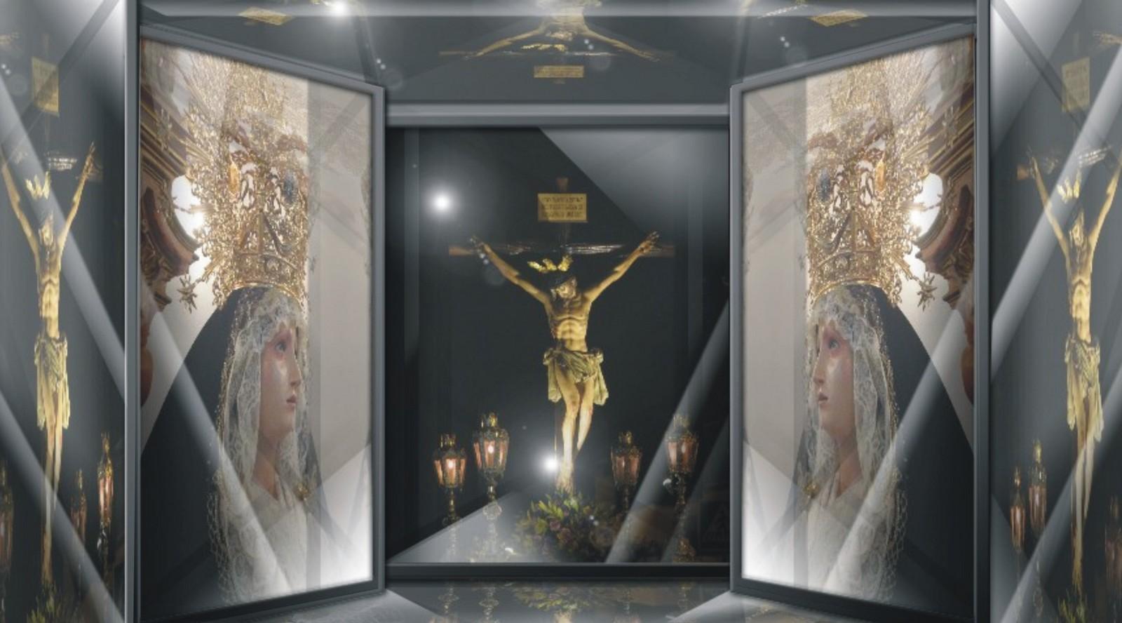 La Previa de Semana Santa: Viernes de los Dolores de María (viernes anterior a Domingo de Ramos)