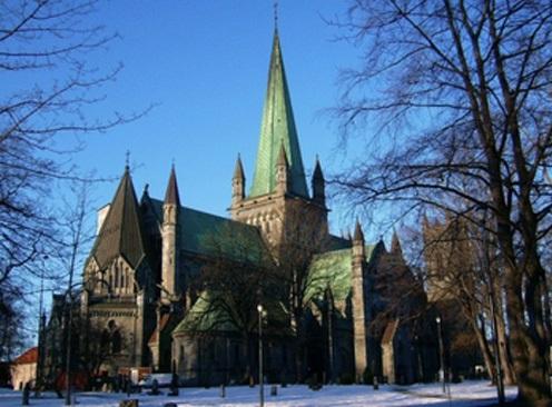 catedral nidaros noruega