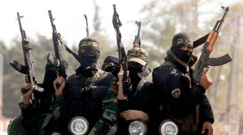 combatientes del estado islamico