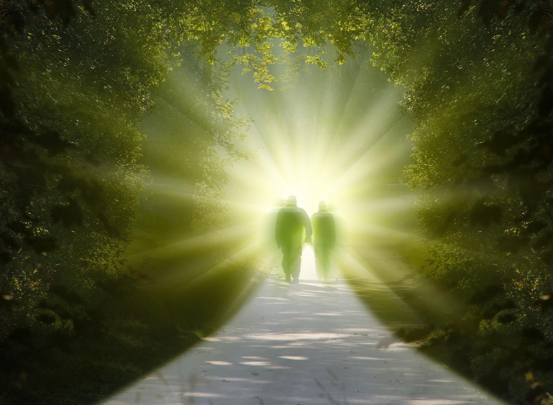 Asombrosas Experiencias de Visitas al Cielo