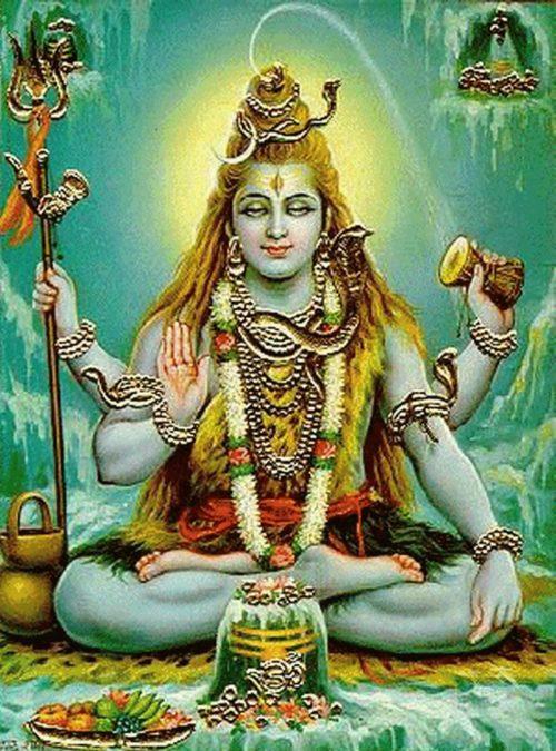 dios shiva
