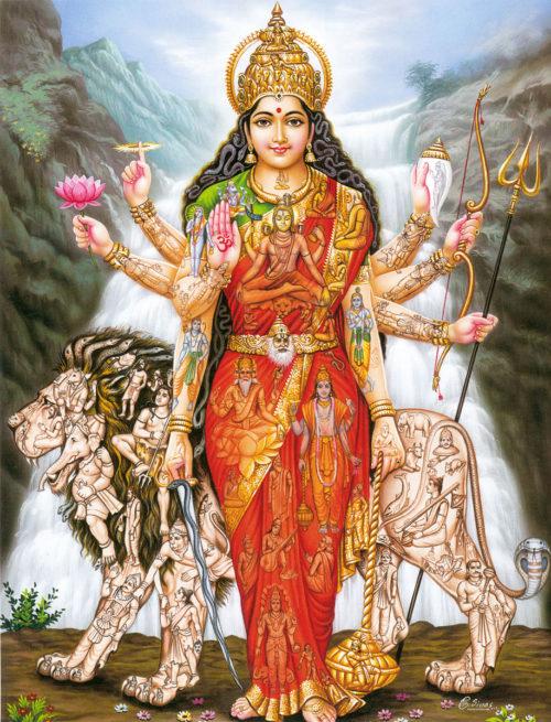 diosa Shakti