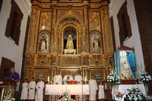 iglesia virgen de peñarroya