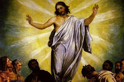 jesus aparece a los discipulos
