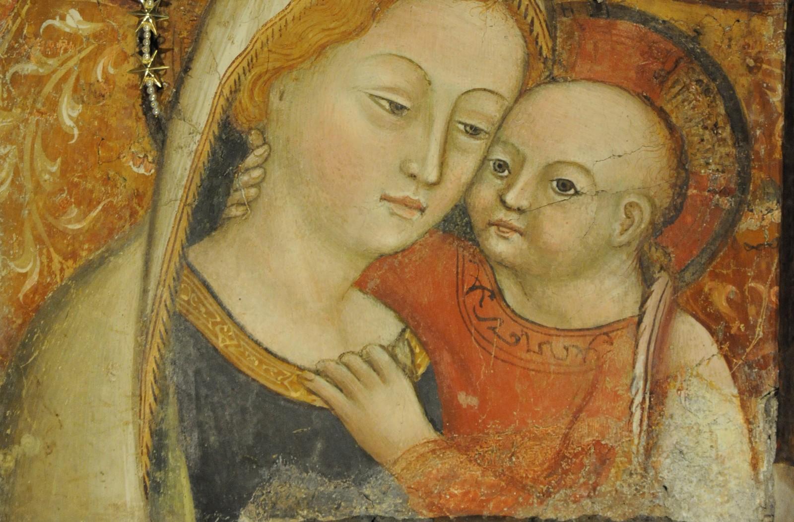 Nuestra Señora del Buen Consejo de Genazzano, Milagroso Traslado por el Aire, Italia (25 abr)