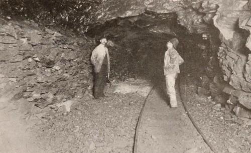 mina de Hazleton