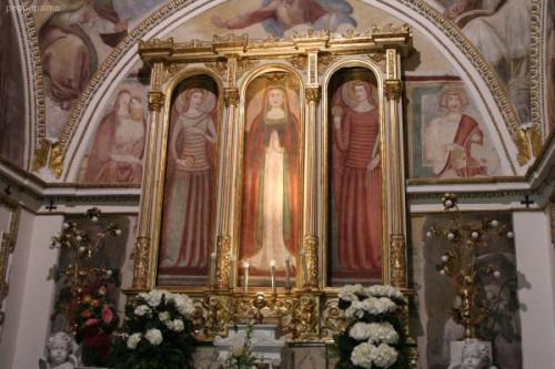 santa maria a parete