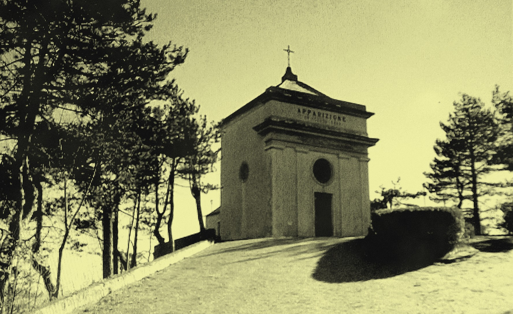 Apareció el Rostro de Jesús en una Cámara Polaroid: La Dolorosa de Gimigliano, Italia (18 abr)