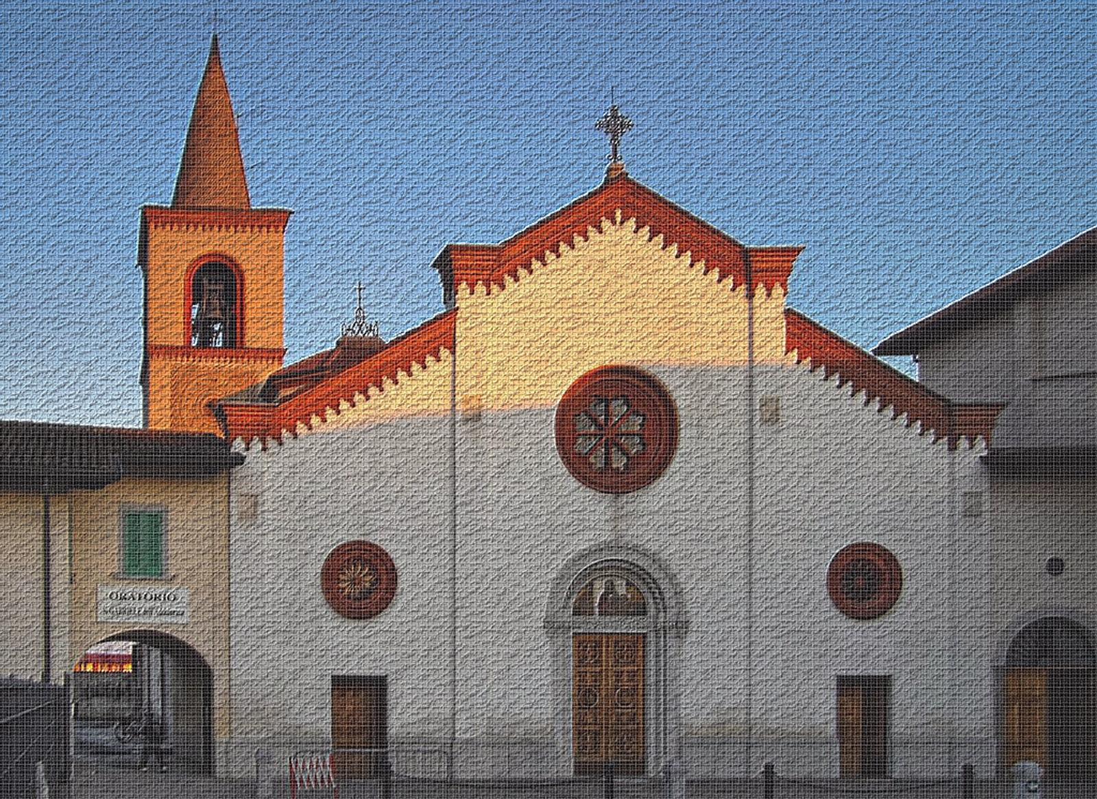 María Aparece para salvar del Hambre: Virgen de la Basella, Italia (8 de abril)