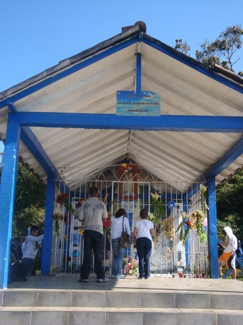 santuario maria santificadora