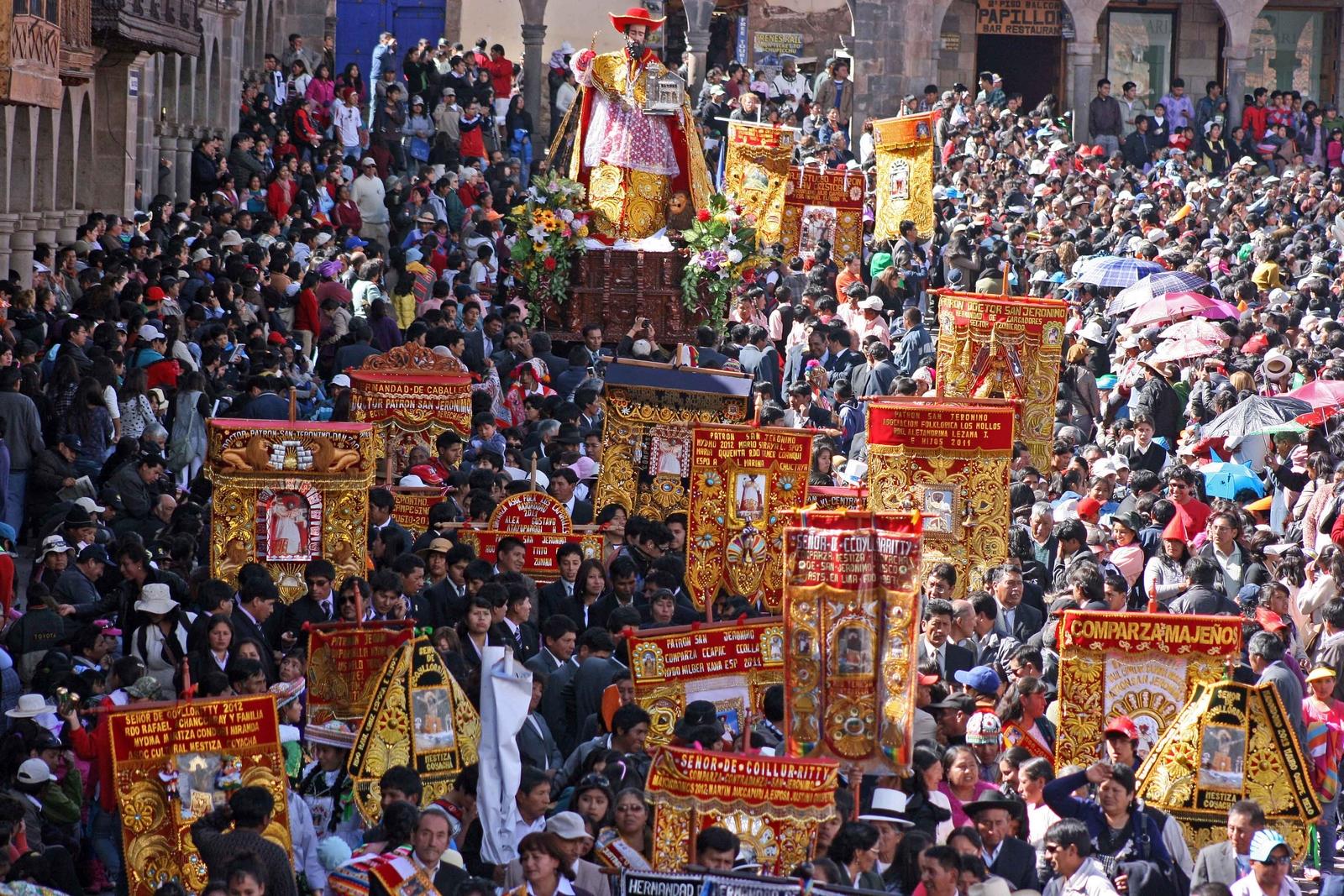 Las más Destacadas Celebraciones de Religiosidad Popular en Semana Santa