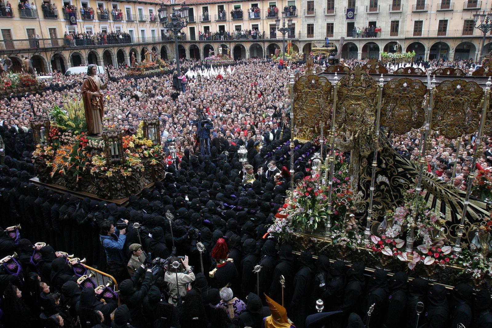 Los Riquísimos Eventos Españoles de Semana Santa, para Disfrutarlos de verdad