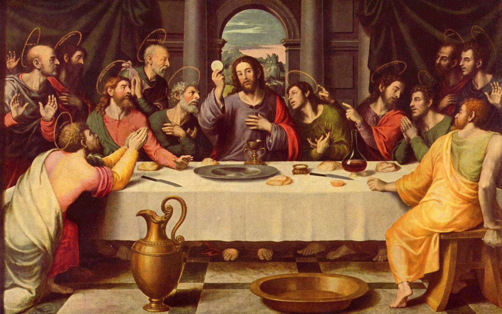 10 cosas que debes Saber sobre el Jueves Santo