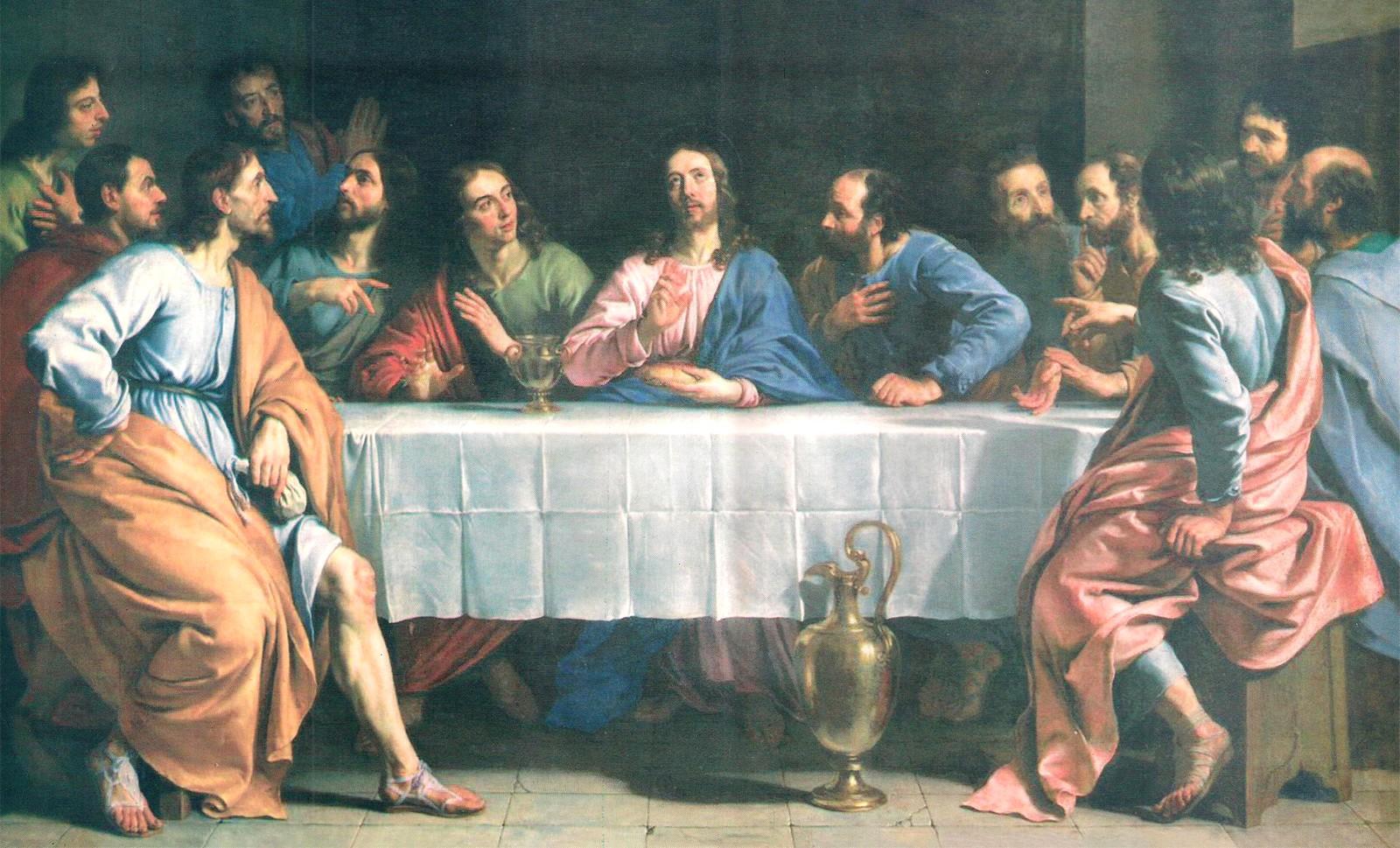 Cómo fue la Última Cena de Jesús con sus Discípulos