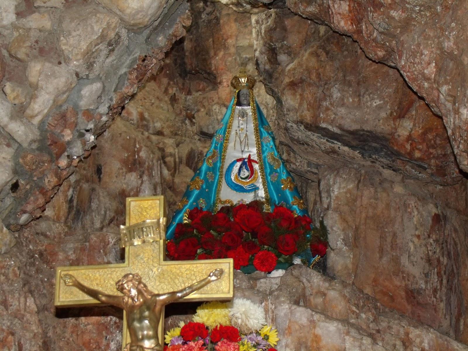 La Milagrosa Patrona: Virgen del Valle de Catamarca, Argentina (8 dic 2da. de Pascua)