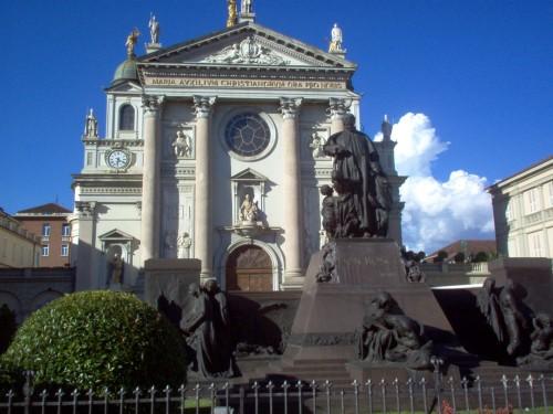 Basílica María Auxiliadora turin