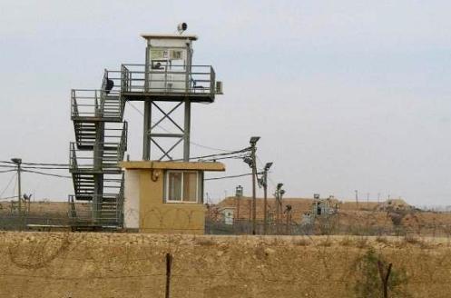campo de internacion de cristianos en israel