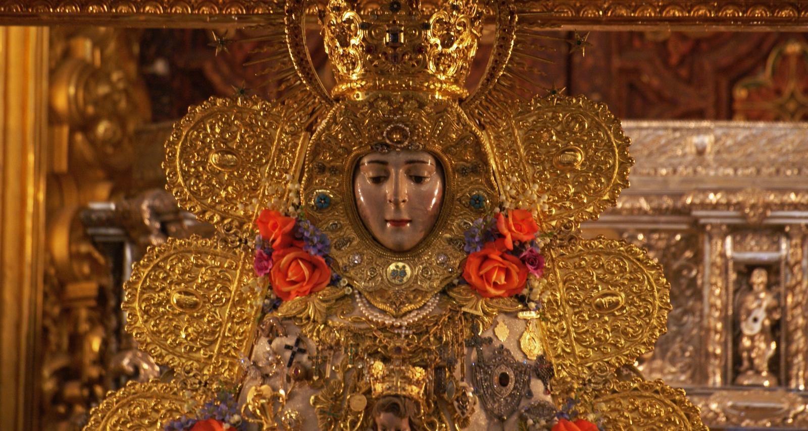 La Devoción con más Militancia en España: Virgen del Rocío, España (11 de mayo)