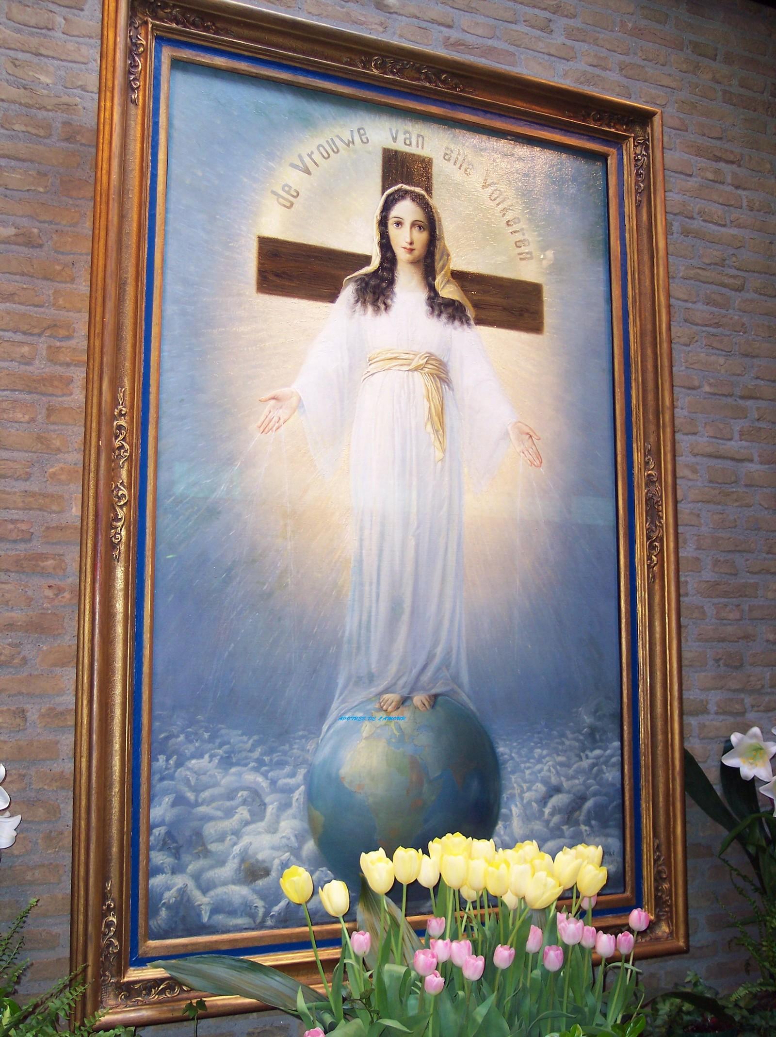 La Virgen se da el Título de Madre y Señora de Todos los Pueblos (11 de febrero)