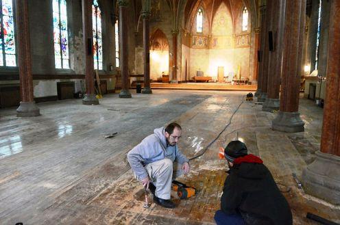 iglesia de syracusa se convierte en mezquita