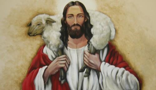 jesus buen pastor fondo