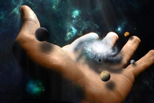 la mano de dios fondo