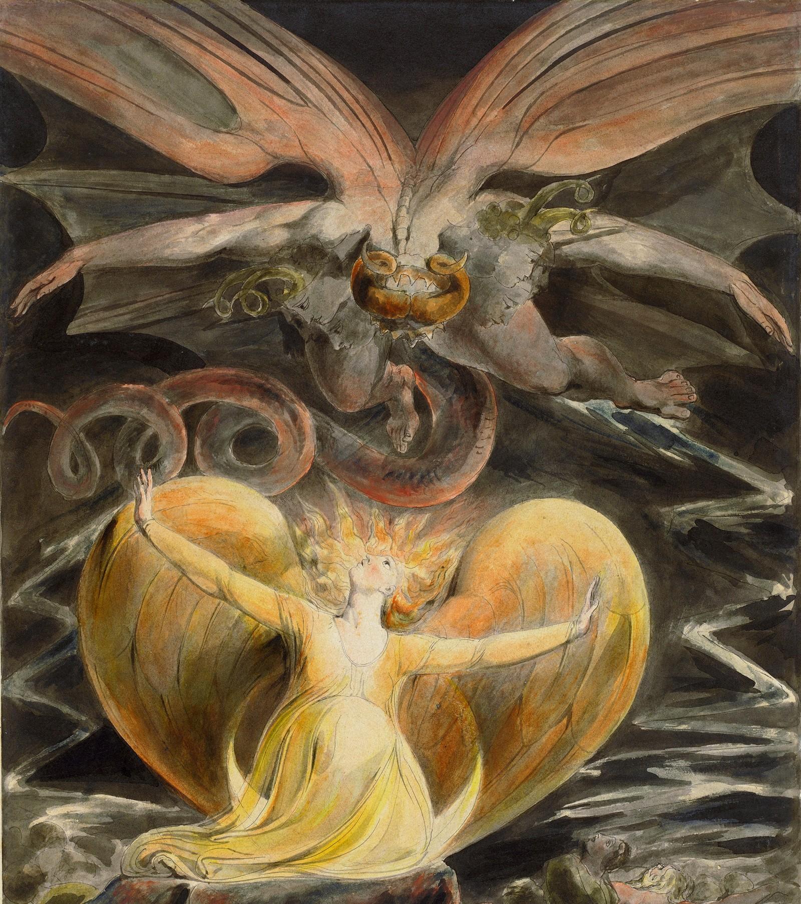 Las Impresionantes Visiones Del Anticristo De Soloviev Y