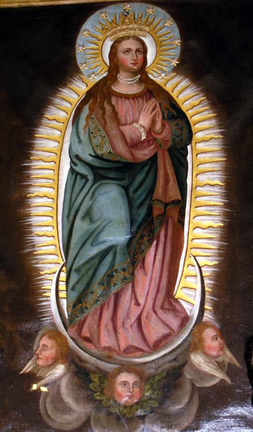 nuestra señora de los milagros de santa fe fondo