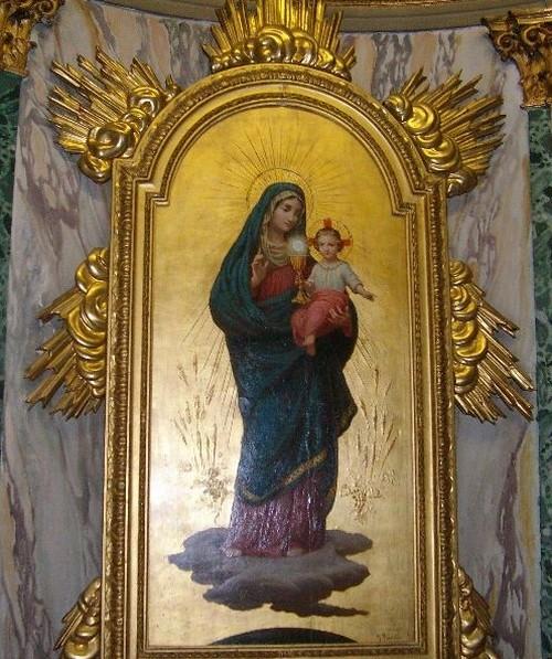 nuestra señora santisimo sacramento