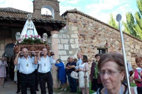 procesion peña de francia