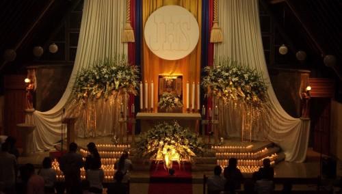 santisimo sacramento fondo