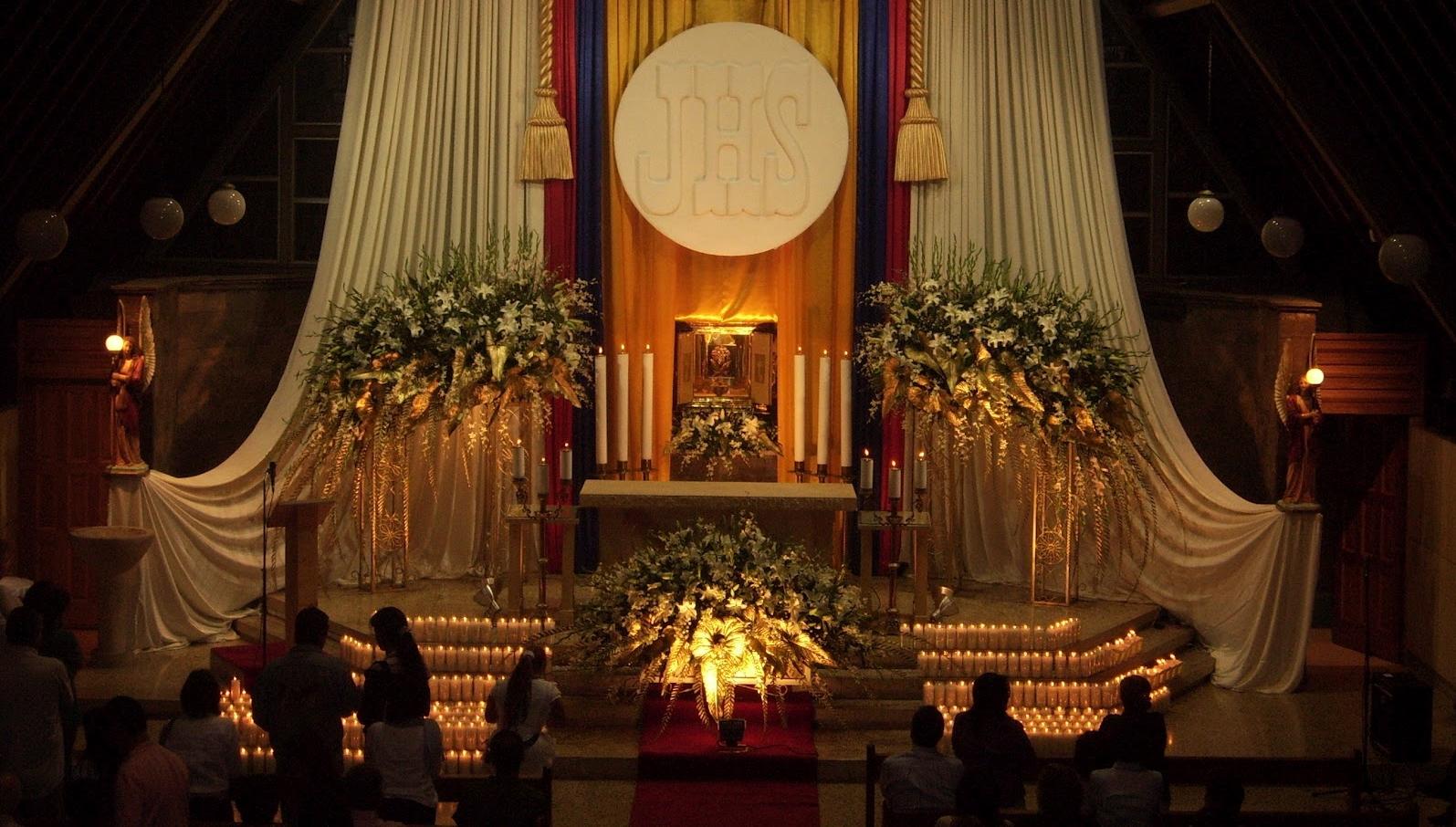 Nuestra Señora del Santísimo Sacramento, la Mujer Eucarística, Sacramentinos (13 may)