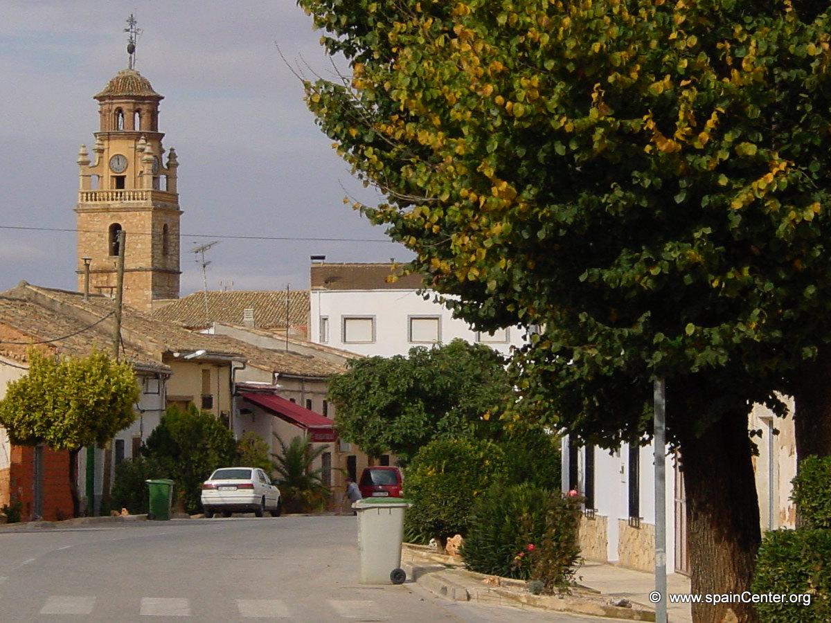 De su Iglesia a la Ermita cada año: Virgen del Buen Suceso de La Gineta, España (1 mar y 3 may)