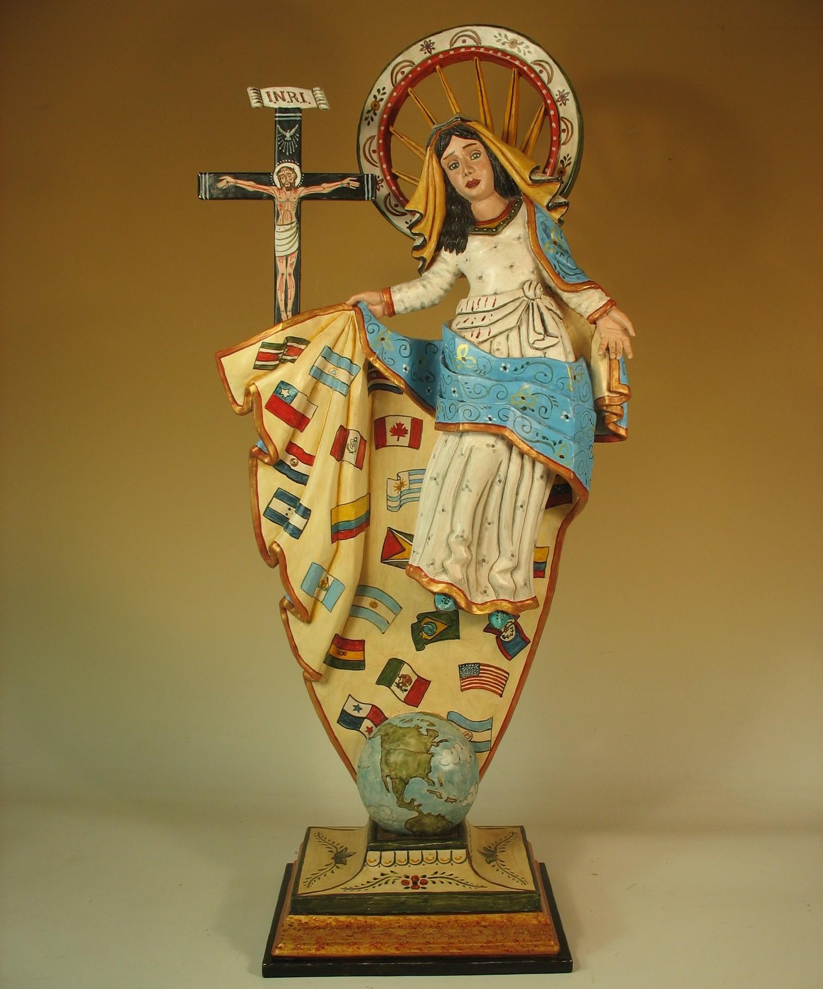 La Señora de Todos los Pueblos, Gran Aparición Aprobada, Holanda (31 may)