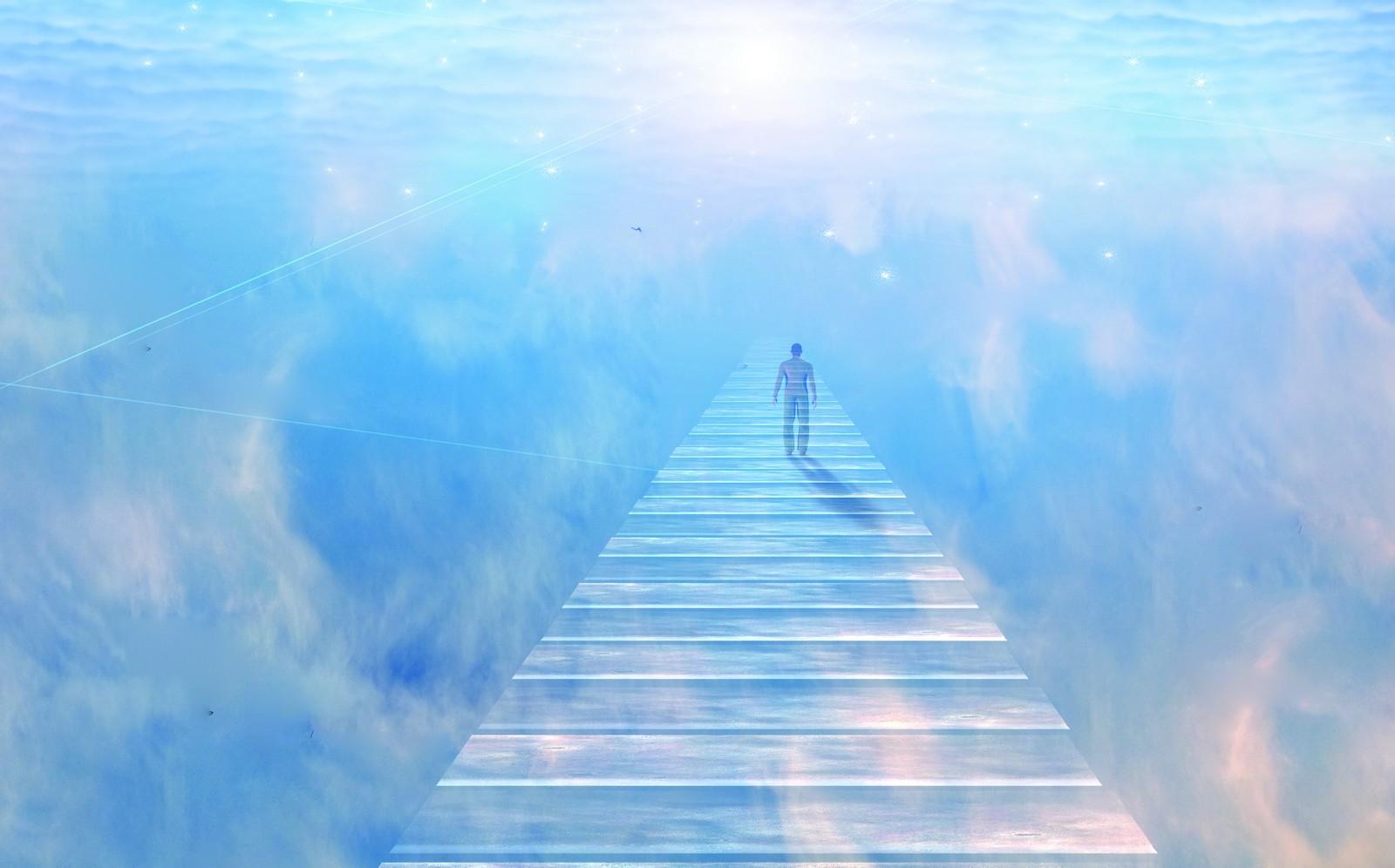 Testimonios de que el 'Otro Mundo' es otra Dimensión Dentro de la Nuestra